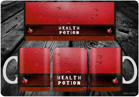 "Кружка ""Health Potion"" (art. 53)"
