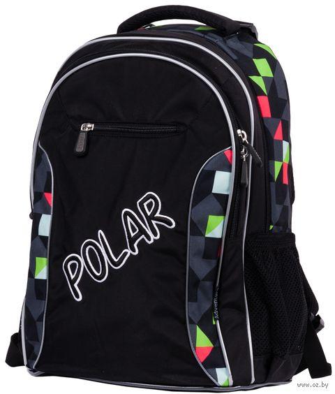 Рюкзак П0082 (26 л; чёрный) — фото, картинка