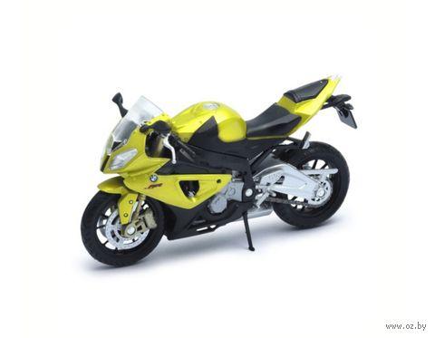 "Модель мотоцикла ""BMW S1000RR"" (масштаб: 1/18) — фото, картинка"