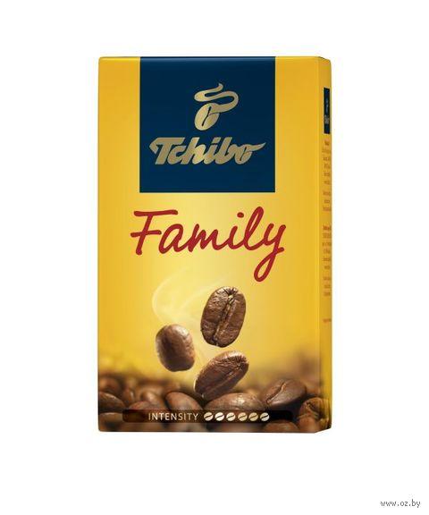 """Кофе молотый """"Tchibo. Family"""" (275 г) — фото, картинка"""