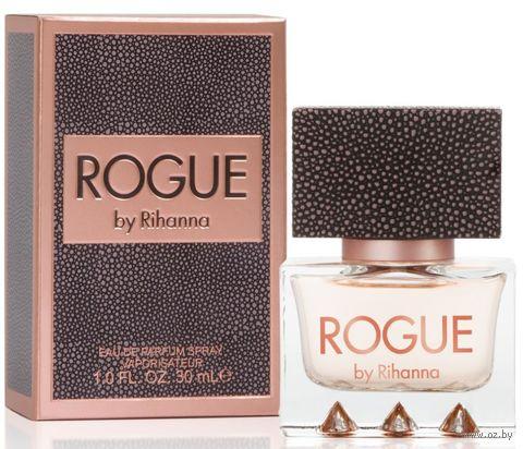 """Парфюмерная вода для женщин Rihanna """"Rogue"""" (30 мл) — фото, картинка"""