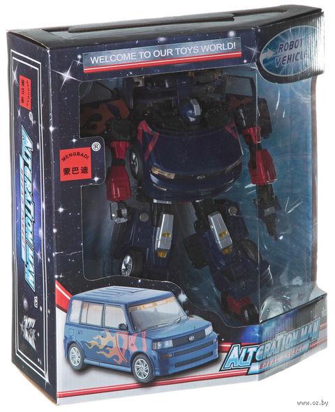 """Робот-трансформер """"Машина"""" (арт. 5504D)"""