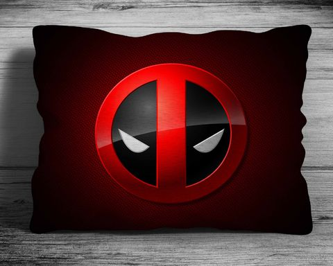 "Подушка ""Deadpool"" (art.2)"