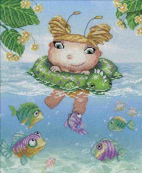 """Набор для вышивания """"Феечка на море"""""""