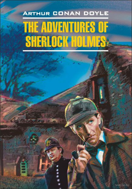 The Adventures of Sherlock Holmes — фото, картинка