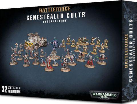 Warhammer 40.000. Genestealer Cults. Insurrection (71-65) — фото, картинка