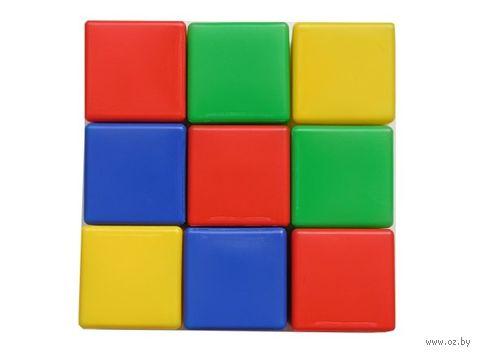 Кубики (9 шт.; арт. 00900) — фото, картинка