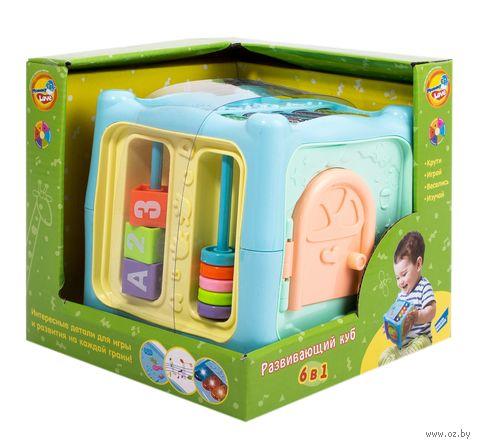 """Музыкальная игрушка """"Куб 6 в 1"""" — фото, картинка"""