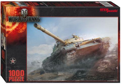 "Пазл ""World of Tanks"" (1000 элементов) — фото, картинка"