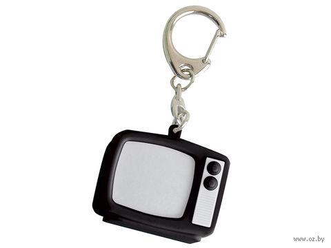 """Брелок """"Ретро-телевизор"""" (с подсветкой)"""
