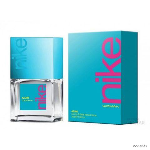 "Туалетная вода для женщин ""Nike. Azure"" (30 мл)"