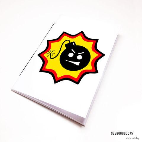 "Блокнот ""Serious Sam"" (А7; арт. 075)"
