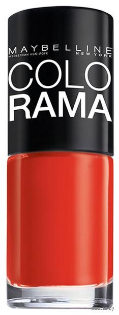 """Лак для ногтей """"Colorama"""" (тон 321, яркий мандарин; 7 мл)"""