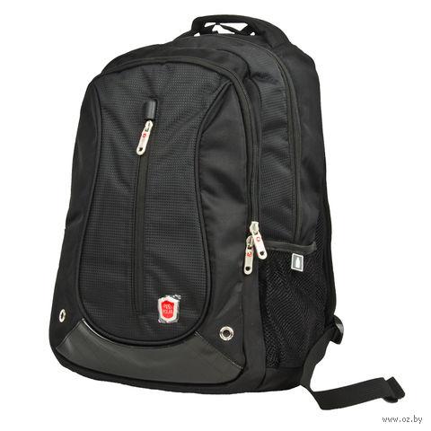 Рюкзак для ноутбука 3039 (26 л; чёрный) — фото, картинка