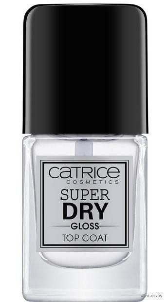 """Сушка для ногтей """"Super Dry Gloss"""" тон: прозрачный — фото, картинка"""