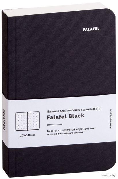 """Блокнот в точку """"Black"""" (А6) — фото, картинка"""