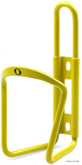 """Флягодержатель """"ALU-STAR EGO"""" (жёлтый) — фото, картинка"""