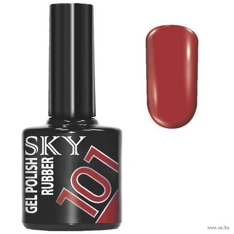"""Гель-лак для ногтей """"Sky"""" тон: 101 — фото, картинка"""