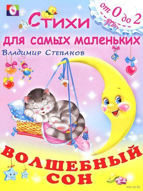 Волшебный сон. Владимир Степанов