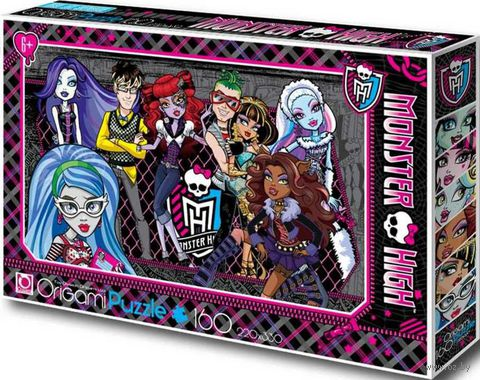 "Пазл ""Monster High 6"" (160 элементов)"