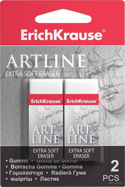 """Набор ластиков """"ART LINE Extra Soft"""" (2 шт.)"""