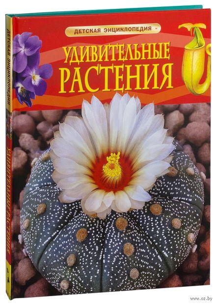 Удивительные растения. Ирина Травина