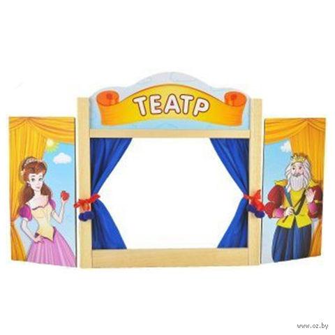 Ширма для кукольного тетра (арт. 68396) — фото, картинка