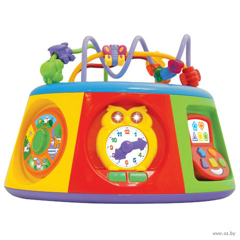 """Музыкальная игрушка """"Забавные насекомые"""""""