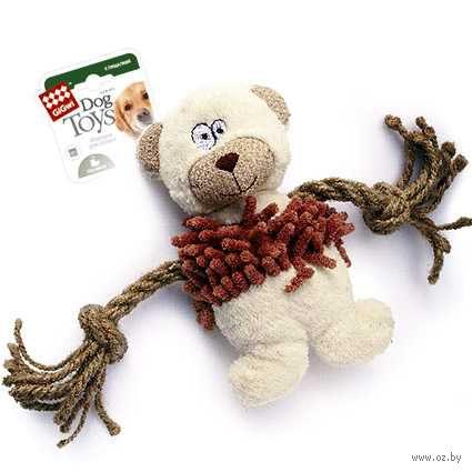 """Игрушка для собак """"Медведь"""" (7х18 см)"""