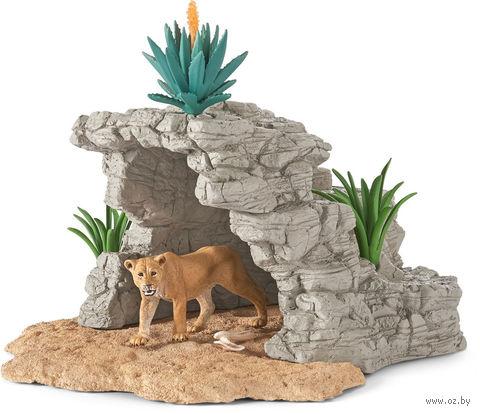 """Набор """"Пещера со львом"""""""