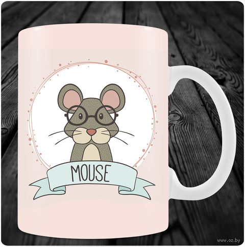 "Кружка ""Mouse"" (art. 14)"