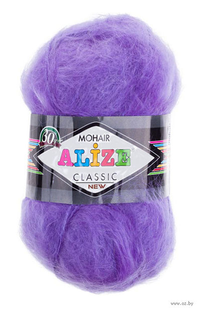 ALIZE. Mohair Classic №65 (100 г; 200 м) — фото, картинка