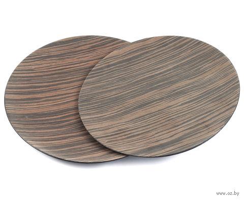 Набор тарелок декоративных (2 шт.; 295/280 мм) — фото, картинка