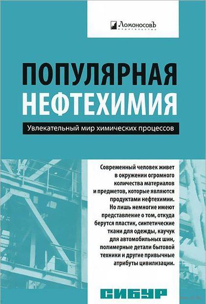 Популярная нефтехимия. Увлекательный мир химических процессов. А. Костин