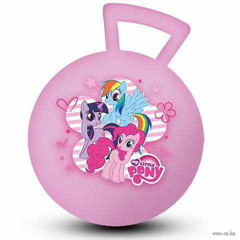 "Мяч ""My Little Pony"" (с ручкой; 45 см)"