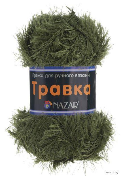 "Пряжа ""NAZAR. Травка №2008"" (100 г; 150 м) — фото, картинка"