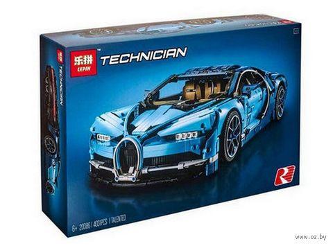 "Конструктор Technician ""Bugatti Chiron"" — фото, картинка"