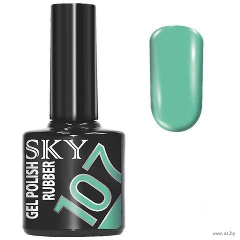 """Гель-лак для ногтей """"Sky"""" тон: 107 — фото, картинка"""