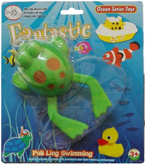 "Заводная игрушка для купания ""Лягушонок"" — фото, картинка"