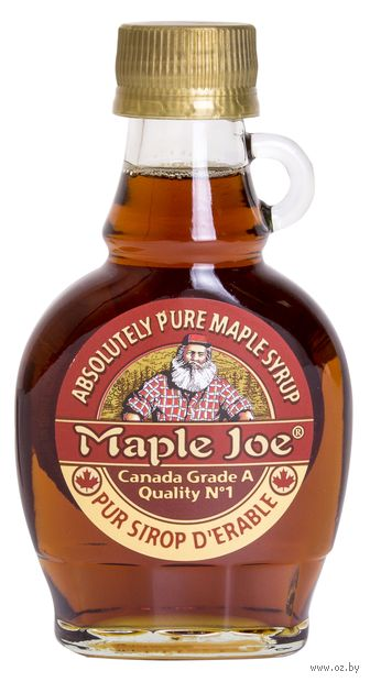 "Сироп кленовый ""Maple Joe"" (150 г) — фото, картинка"