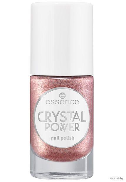 "Лак для ногтей ""Crystal Power"" тон: 02 — фото, картинка"