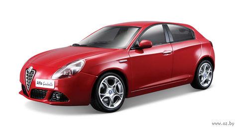 "Модель машины ""Bburago. Alfa Romeo Giulietta"" (масштаб: 1/24)"