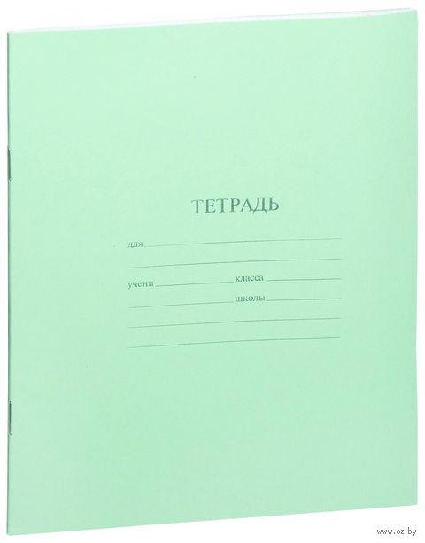 Тетрадь в частую косую линейку (12 листов) — фото, картинка