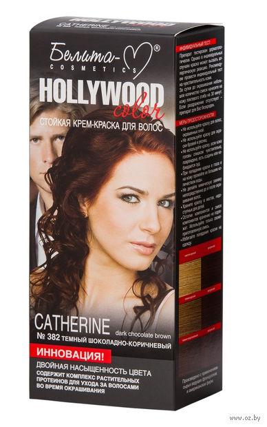 """Крем-краска для волос """"Hollywood color"""" (тон: 382, кэтрин) — фото, картинка"""