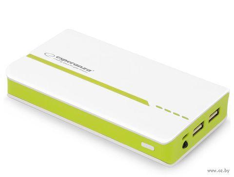 Внешний аккумулятор ESPERANZA ATOM 11000 mAh (EMP107WG) — фото, картинка
