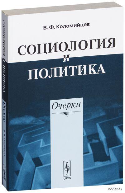 Социология и политика. Очерки — фото, картинка