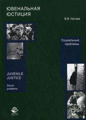 Ювенальная юстиция. Социальные проблемы. Виктор Нагаев