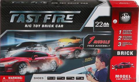 """Автомобиль на радиоуправлении """"Fast Fire"""" (арт. 2028-1F06A)"""