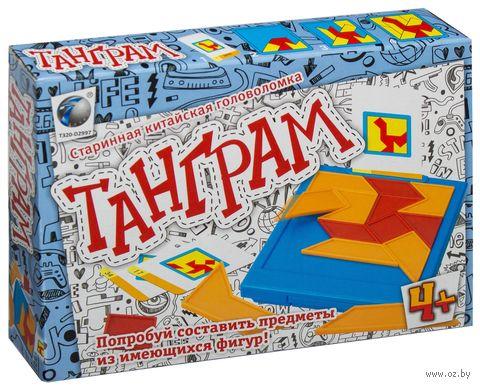 Танграм — фото, картинка