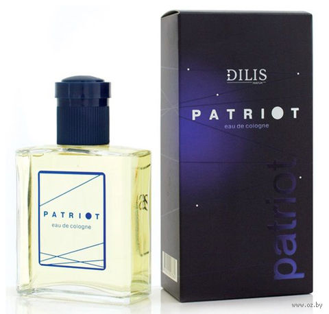 "Одеколон ""Patriot"" (100 мл) — фото, картинка"